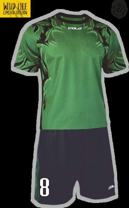 Strój piłkarski Colo Lion - SUBLIMACYJNY