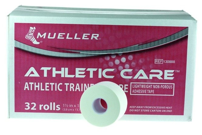Taśma eurotape do tapingu Mueller Athletic Care Tape 3,8 cm